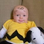 Costumi di Carnevale per neonato: Charlie Brown
