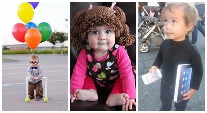 top10 costumi di carnevale neonato
