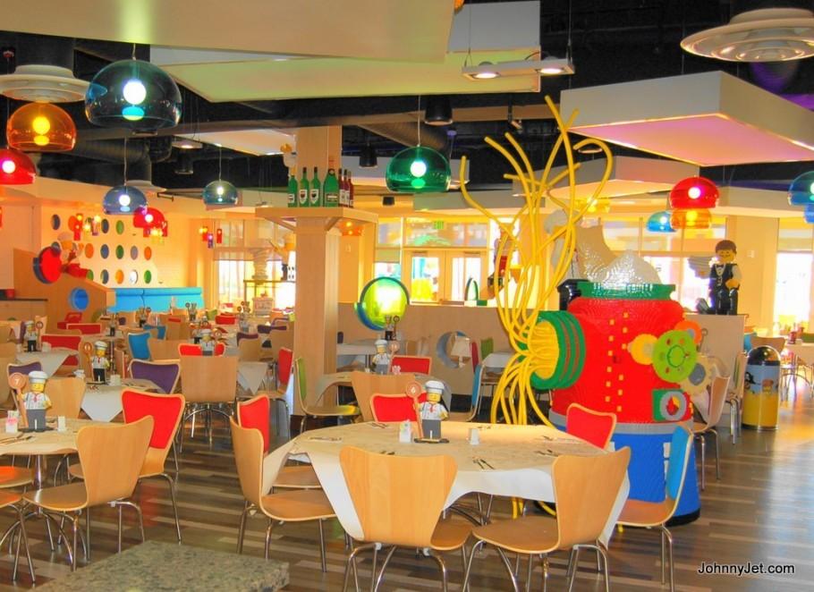Family Restaurant del Legoland Hotel