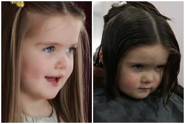 emyly s hair video virale