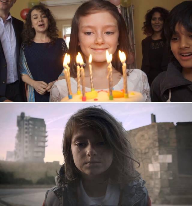 save the children per la siria