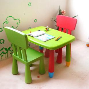sedie e tavolini per bambini — Mammarketing