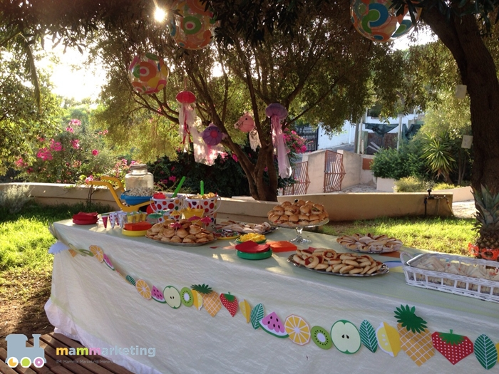 Famoso After beach party: idee per una festa di compleanno | Mammarketing JO96