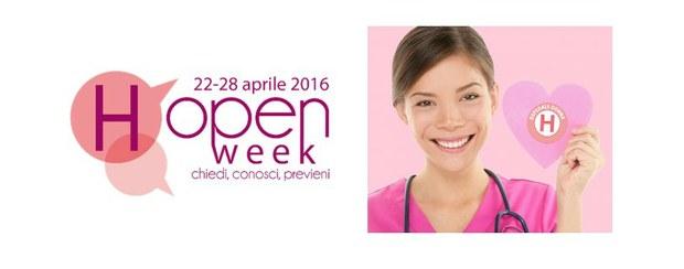 h open week