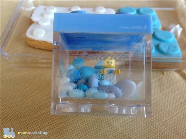 Lego battesimo