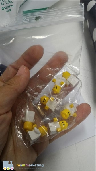 Battesimo Lego