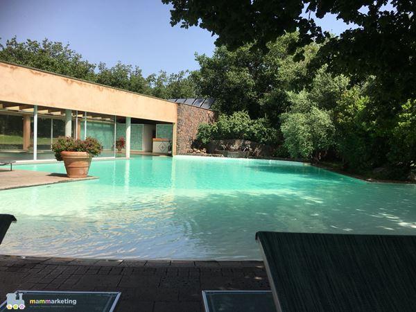 Sa Mandra Edera albergo con piscina Sardegna