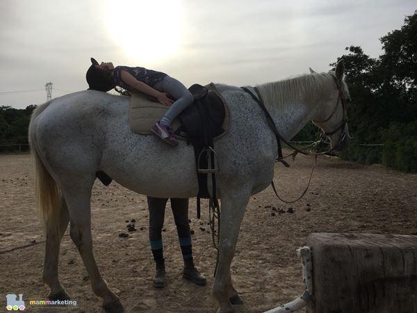 Mandra Edera equitazione bambini Sardegna