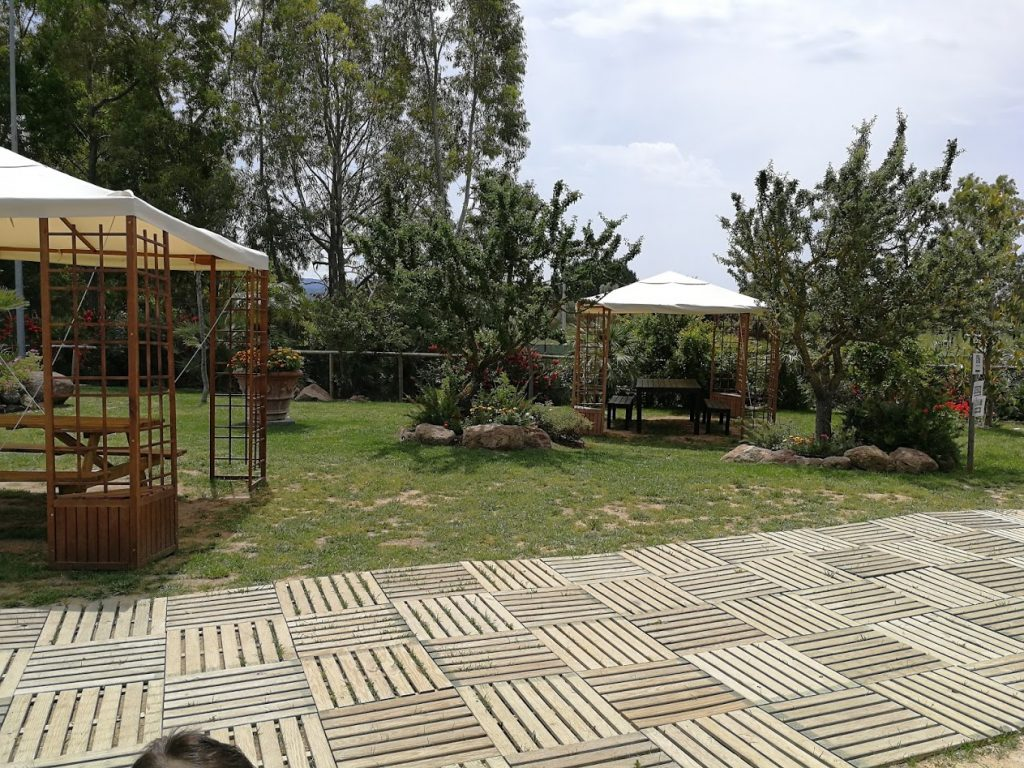 Butterfly House Sardegna Area picnic