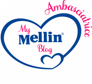 Logo Ambasciatrice My Mellin Blog