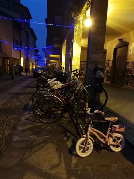 Bologna con bambini