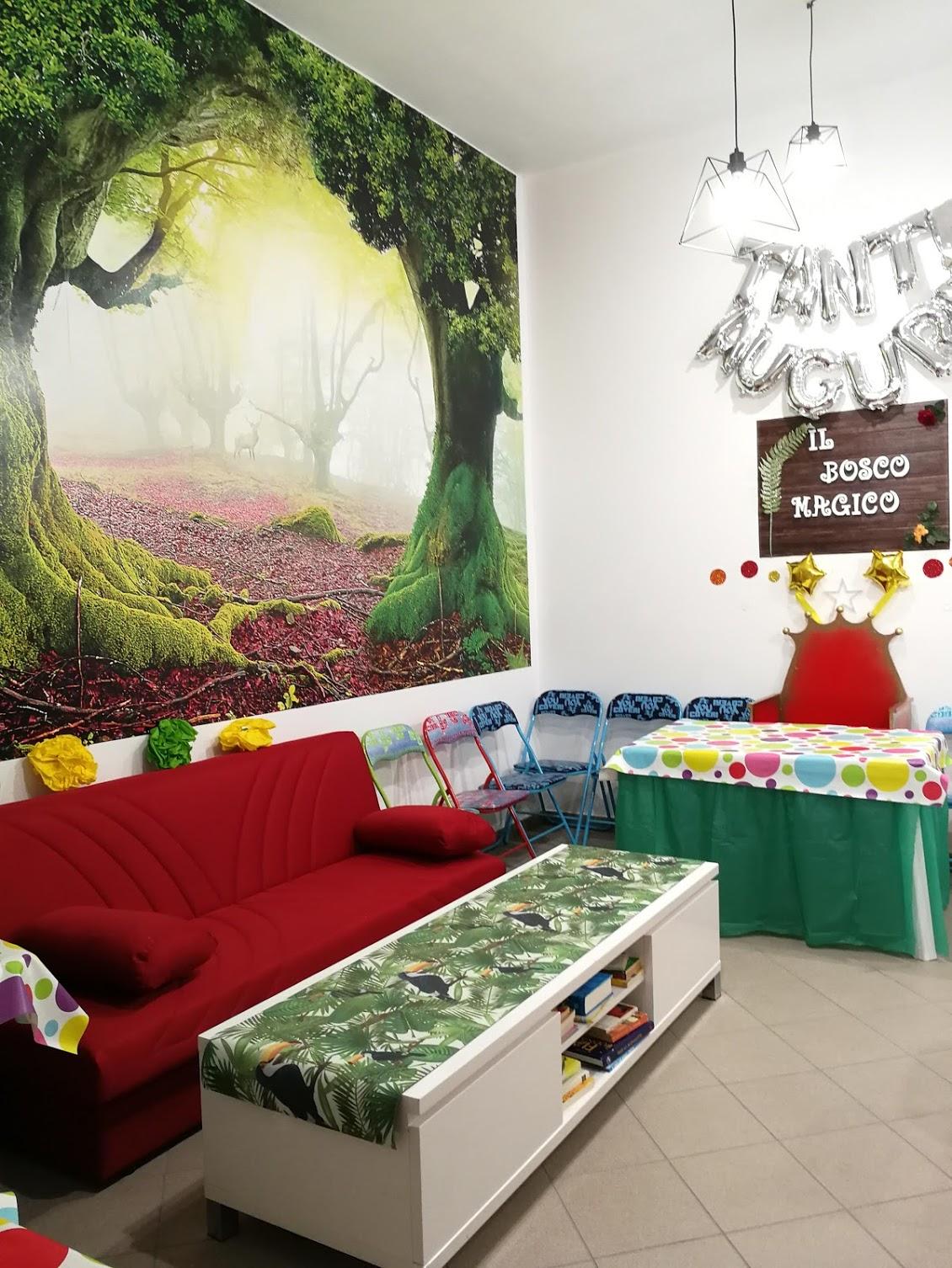 Sala feste Il Bosco Magico