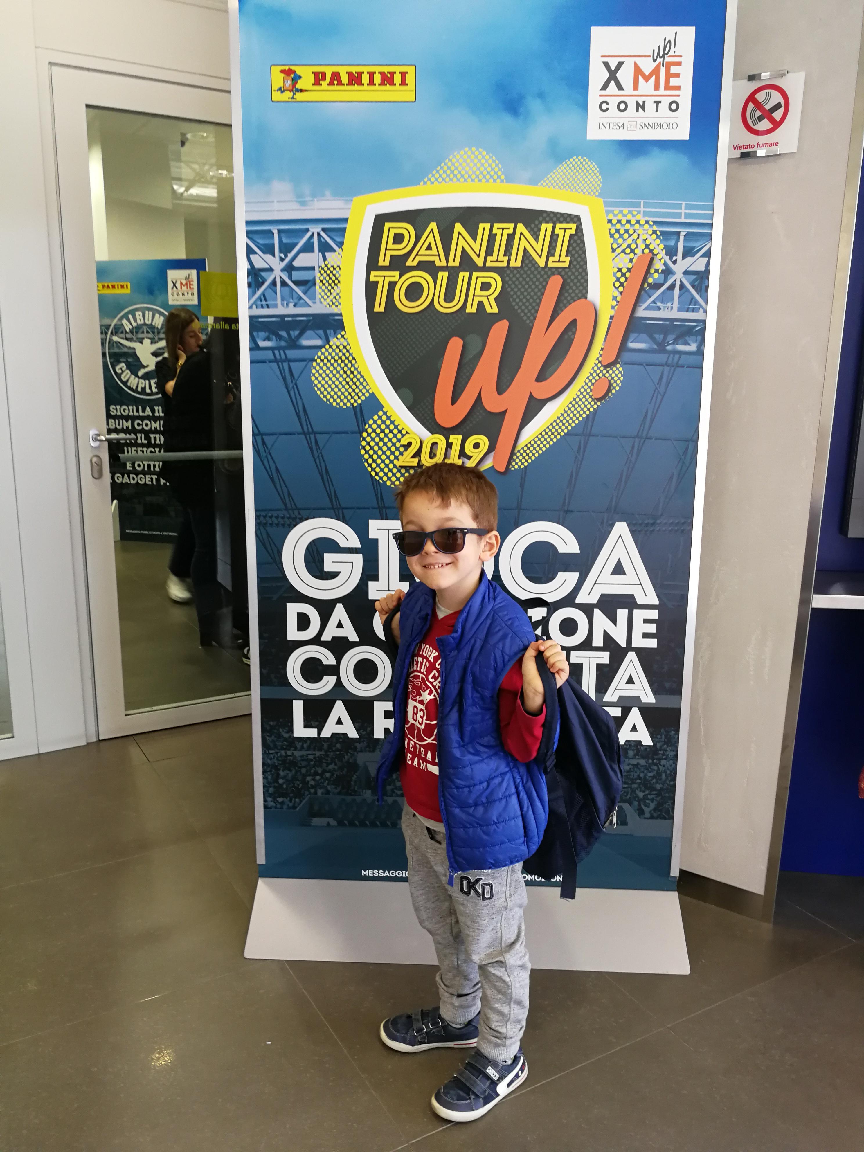 Panini tour up 2019