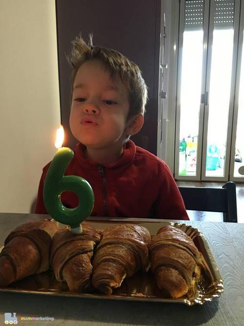 Colazione dei 6 anni