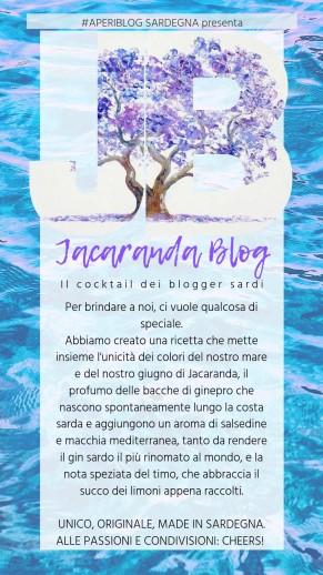 Jacaranda blog cocktail