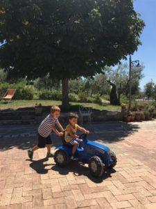 Irpinia con i bambini Regio Tratturo