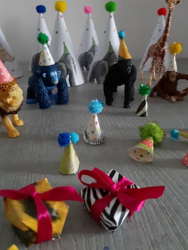 giungla party ideas
