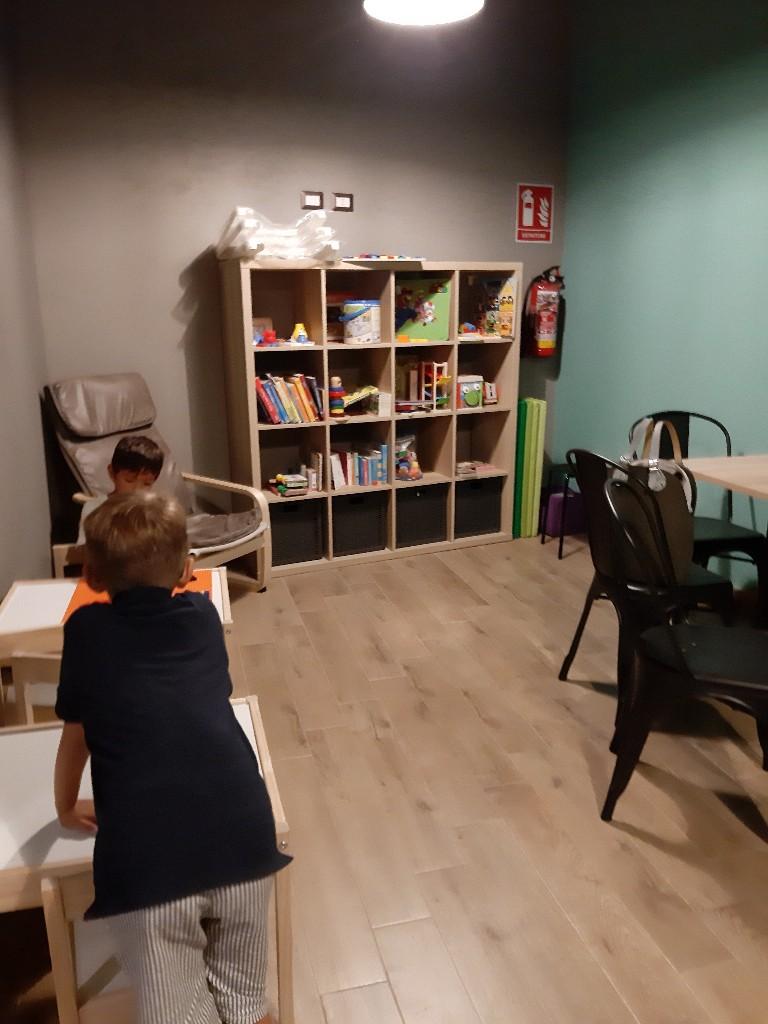 Area kids Meccano Cagliari