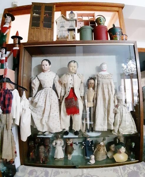 Napoleone nella collezione Fontana di bambole e giocattoli