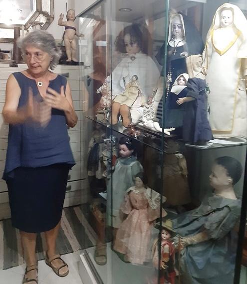 Suore nella collezione Fontana di bambole