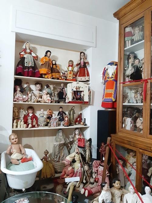 Piccolo museo della Collezione Fontana