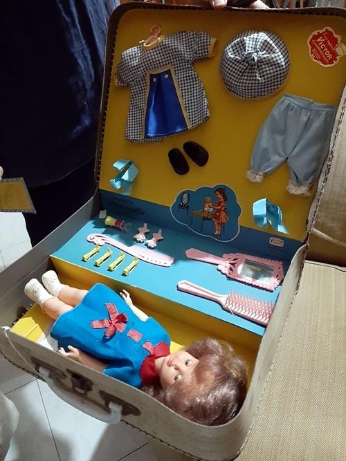 Valigetta bambola Antonella