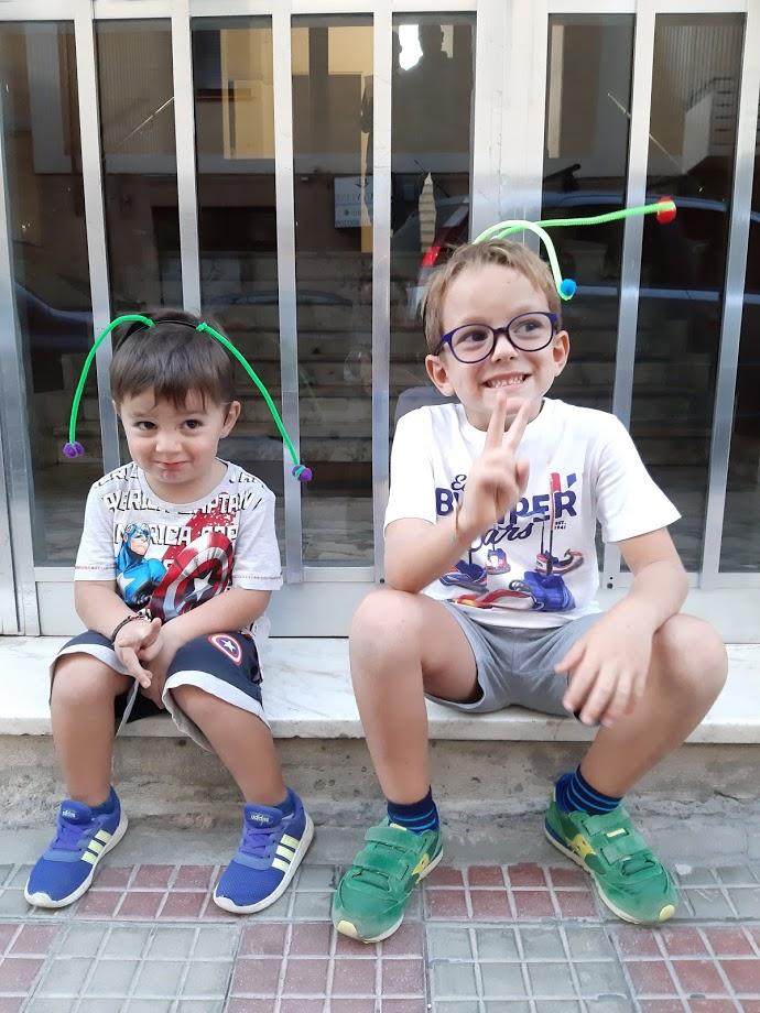 Story Time con laboratorio Kids &Us