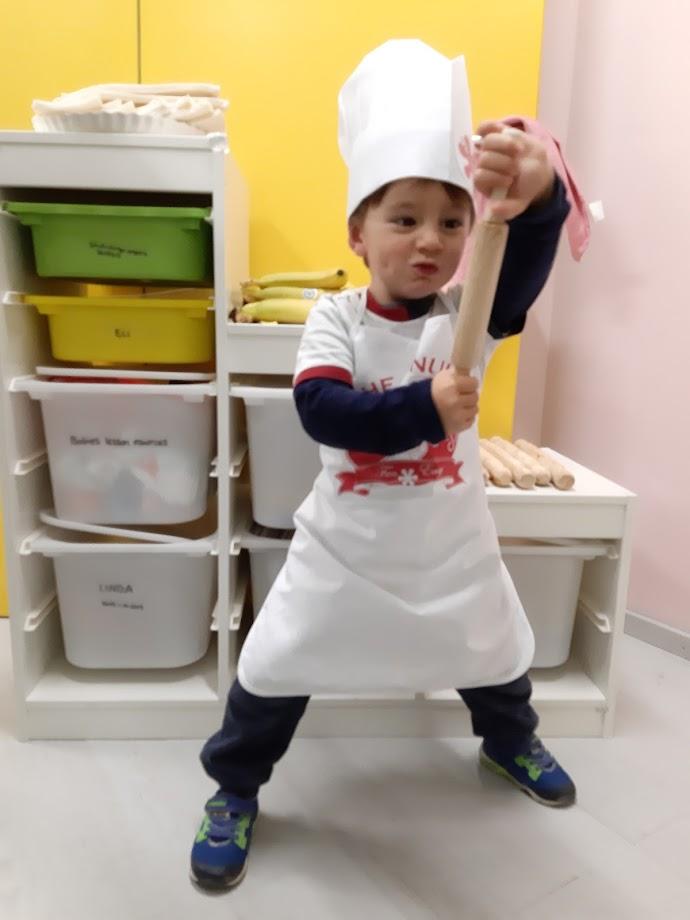 Little chef Kids&Us