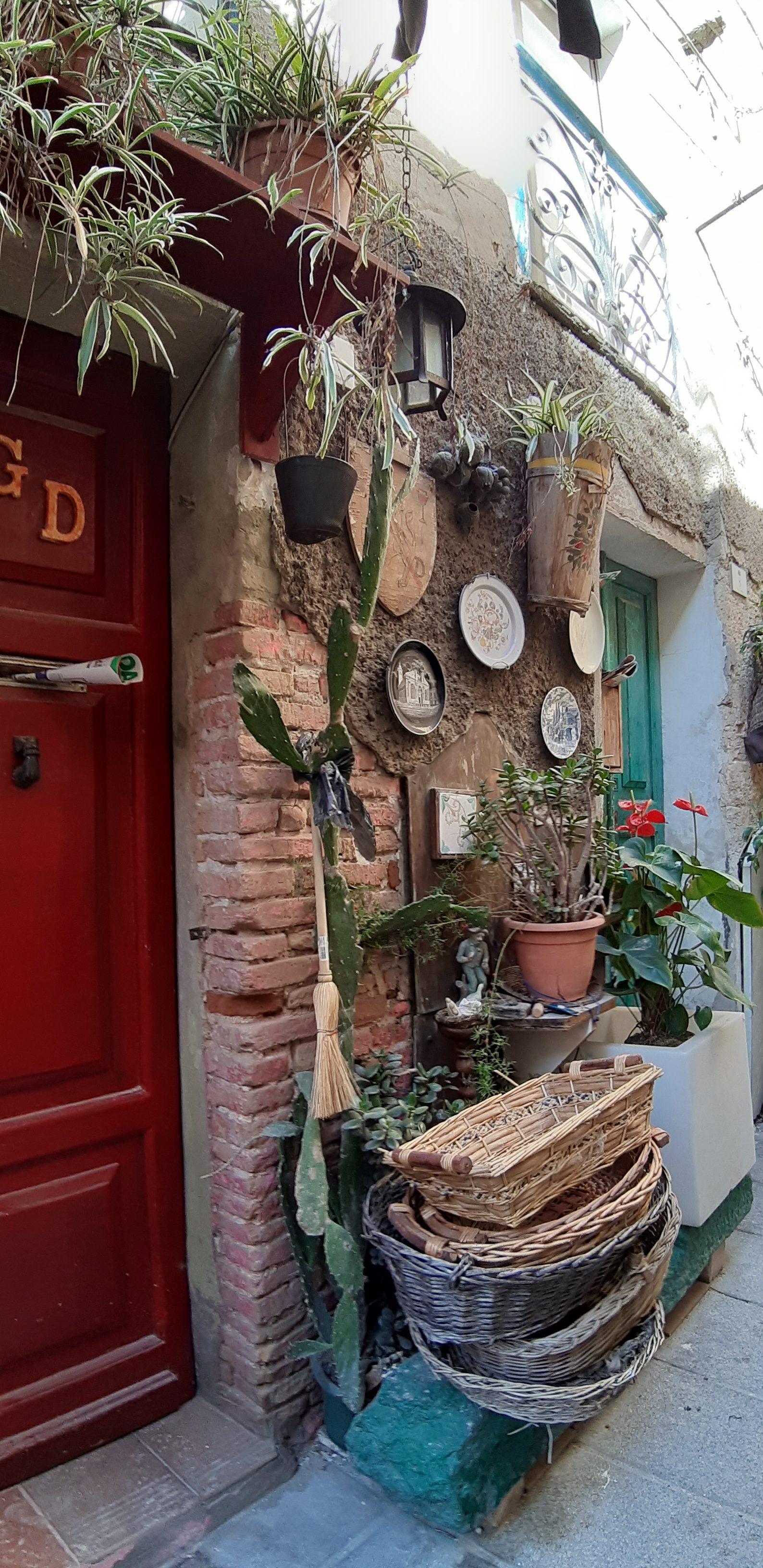 Via Stretta Cagliari