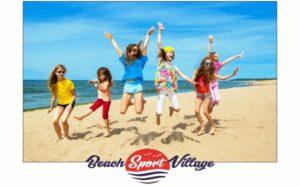 Beach Sport Village @ Golfo 3 della Coop. Golfo degli Angeli