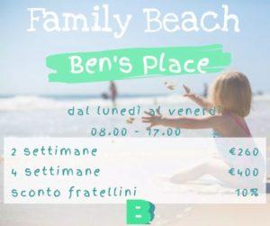 Ben's Place @ Family Beach