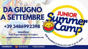 Junior Summer Camp @ Terrapieno