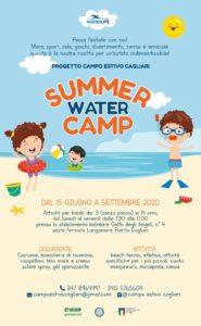 Summer water camp @ Stabilimento balneare Golfo degli Angeli