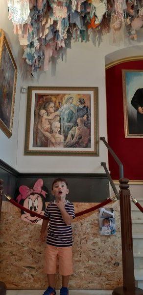 sala dei fiocchi San Gerardo Caposele