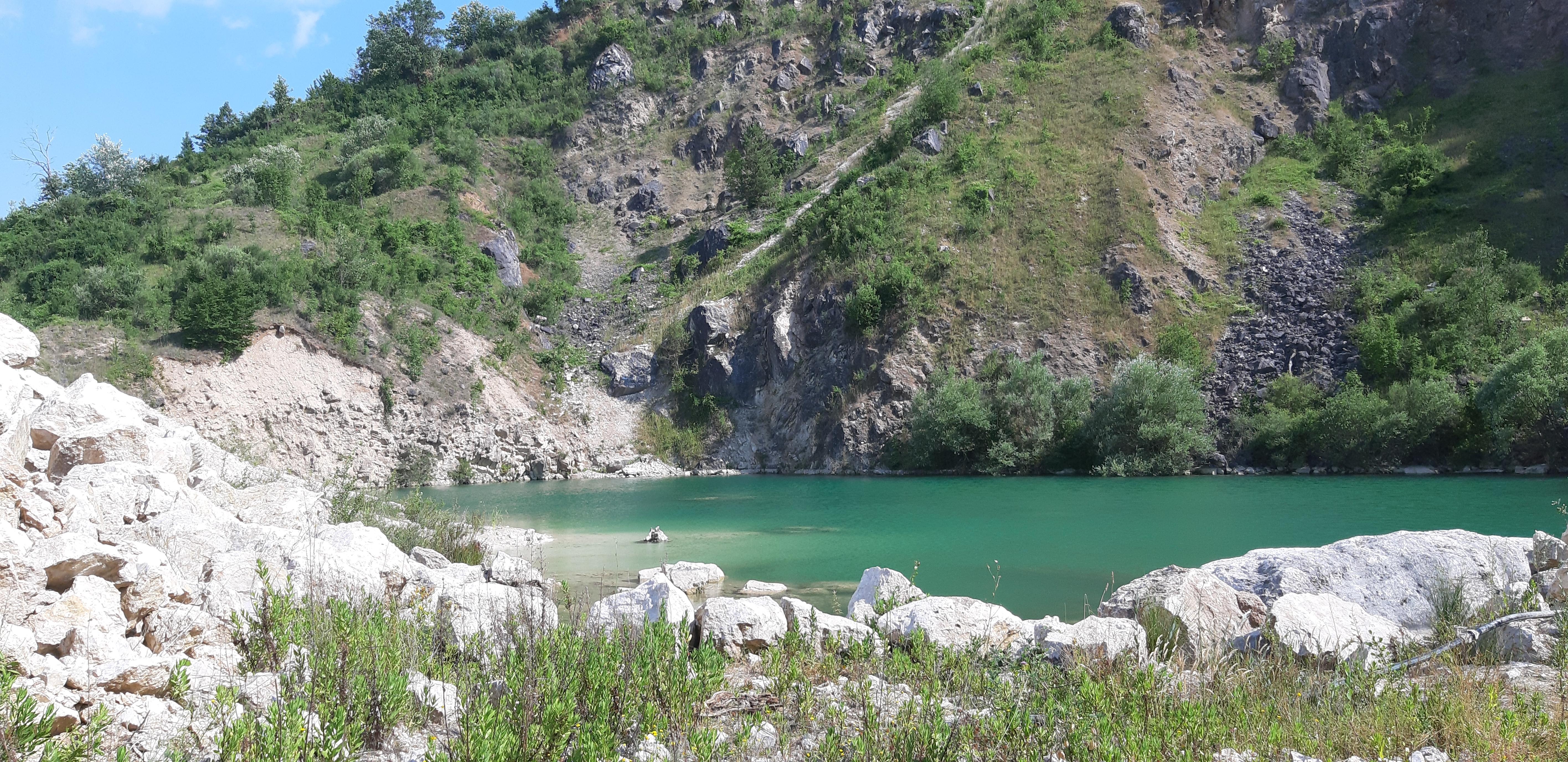 Lago Rocca San Felice