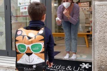 inglese per bambini Cagliari