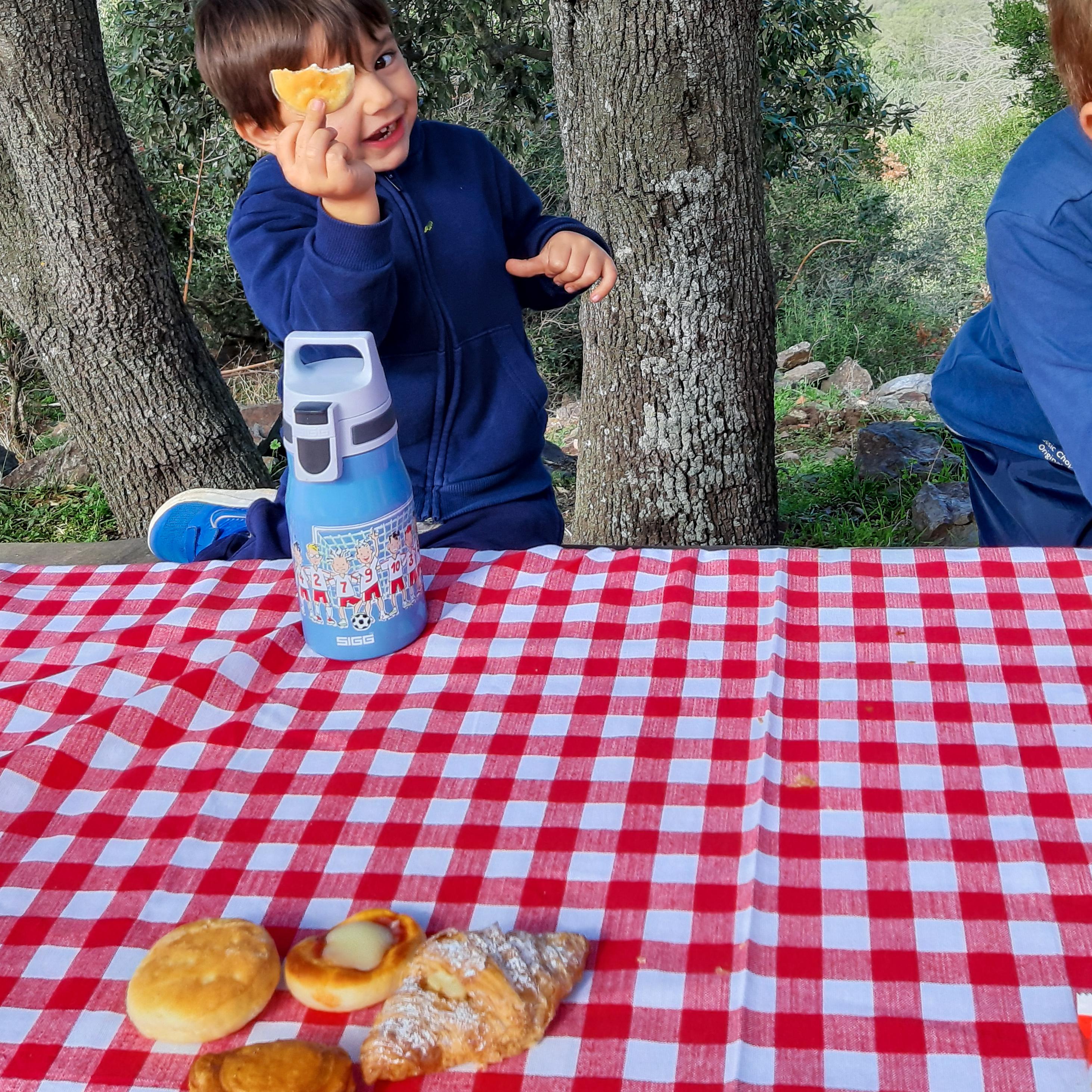 picnic vicino a Cagliari