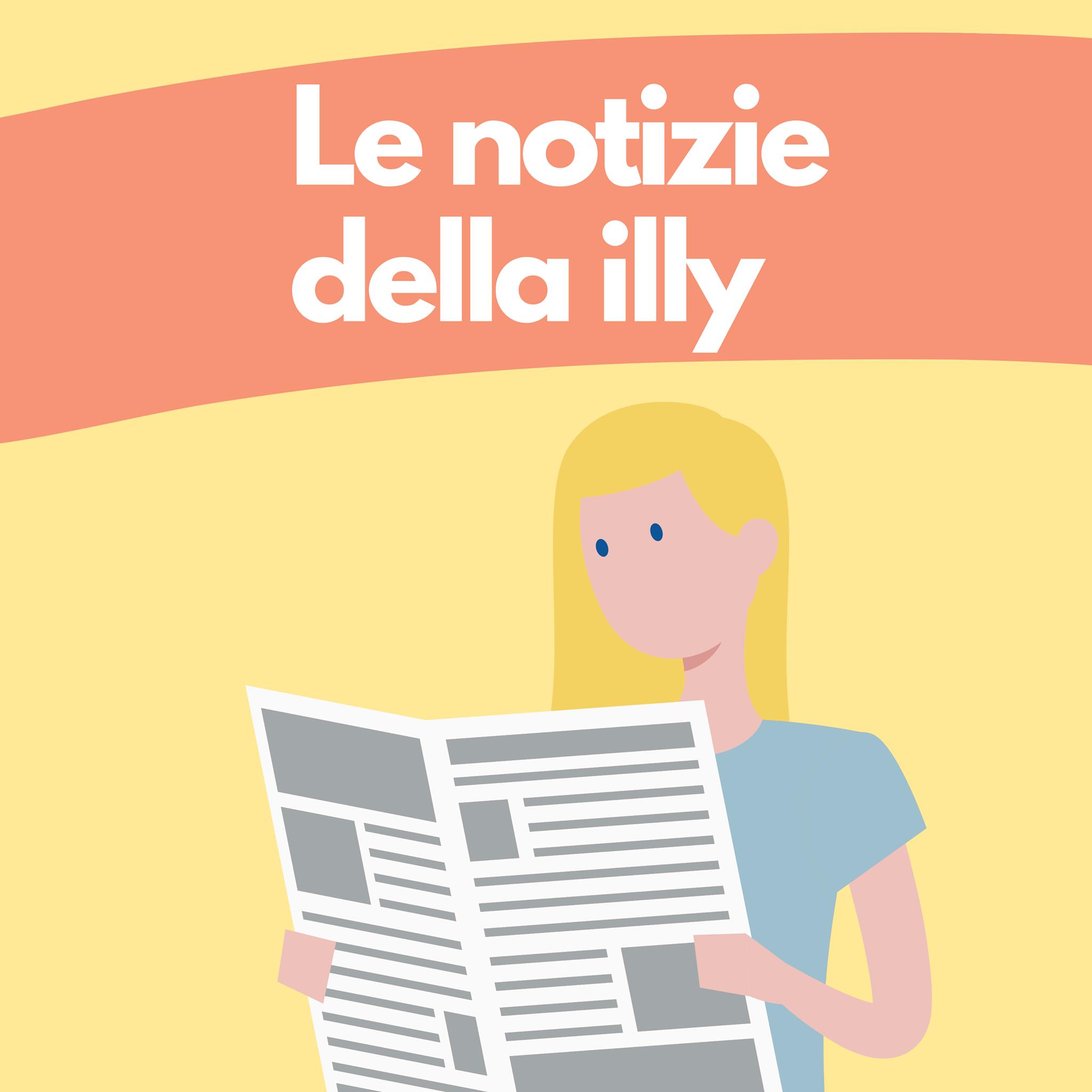 podcast Le notizie della Illy