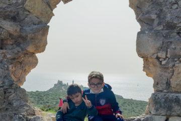 Vista dal fortino di Sant'Ignazio