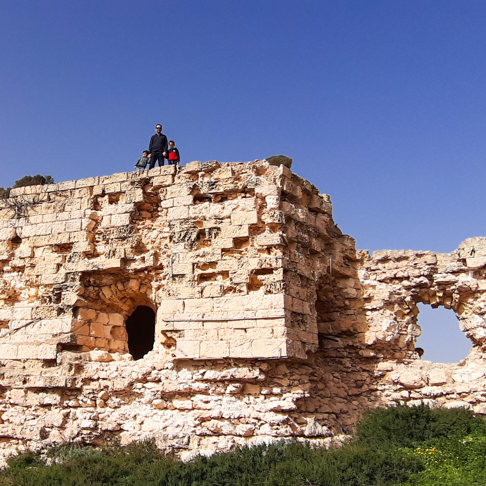 Fortino San'Elia Cagliari