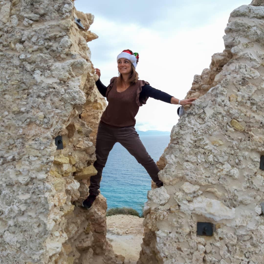 torre del poetto cagliari