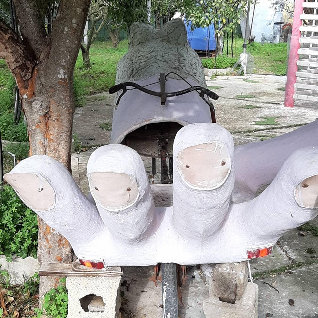 Cagliari per bambini Giardino Fantastico