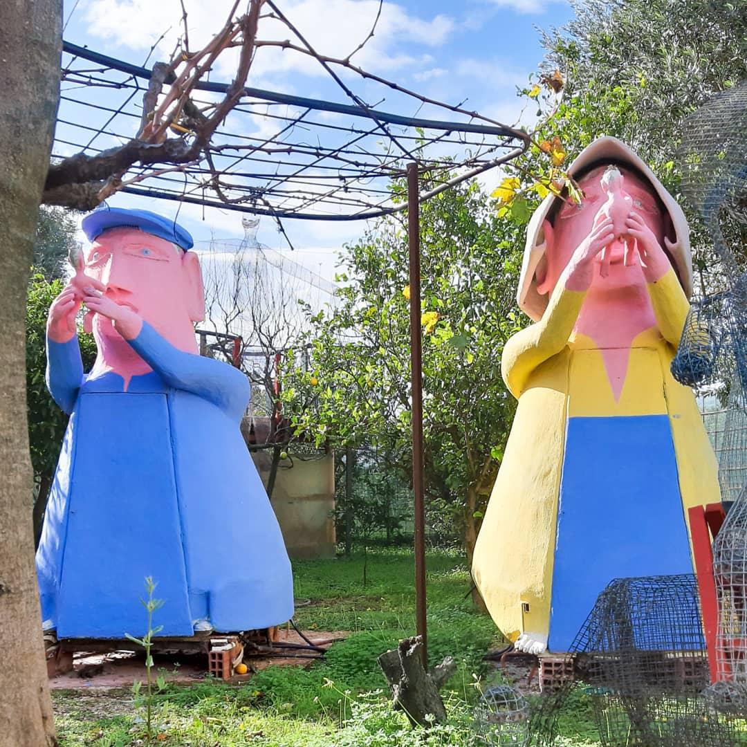 Giardino Fantastico Fiorenzo Pilia