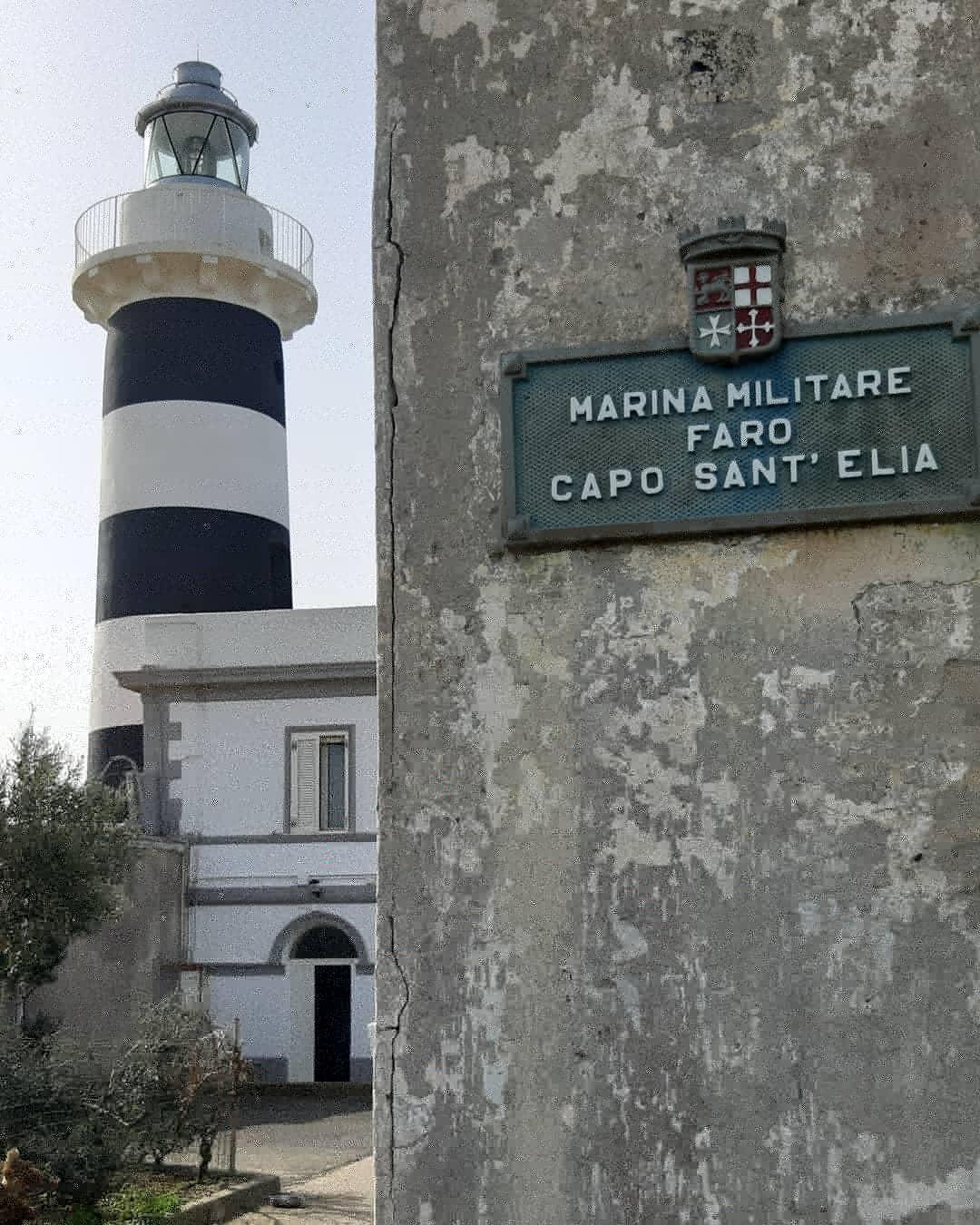 Faro di Sant'Elia