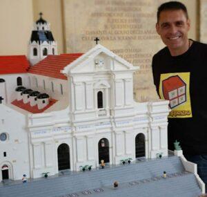 Karalisbrick Lego Bonaria