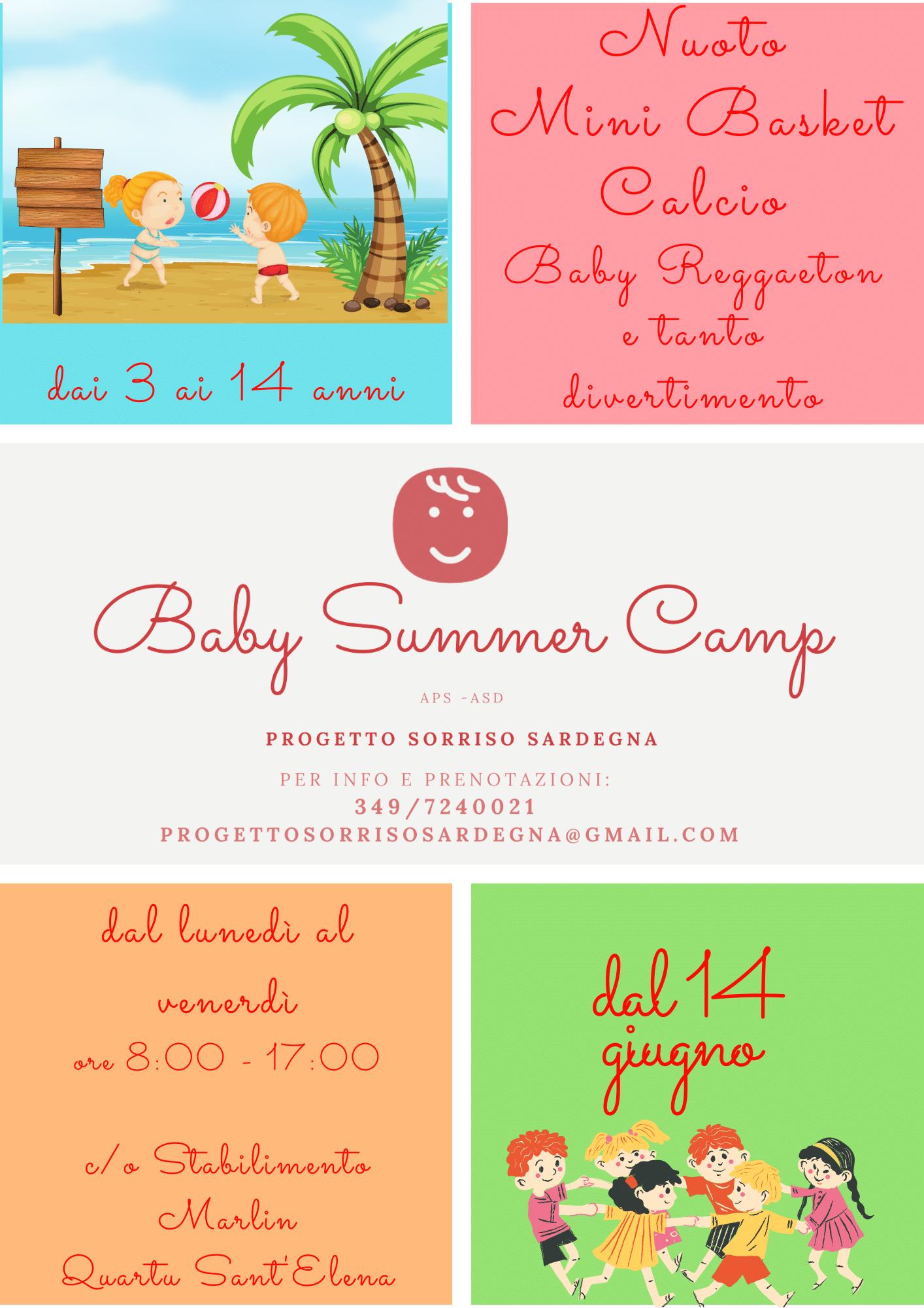 Baby Summer Camp